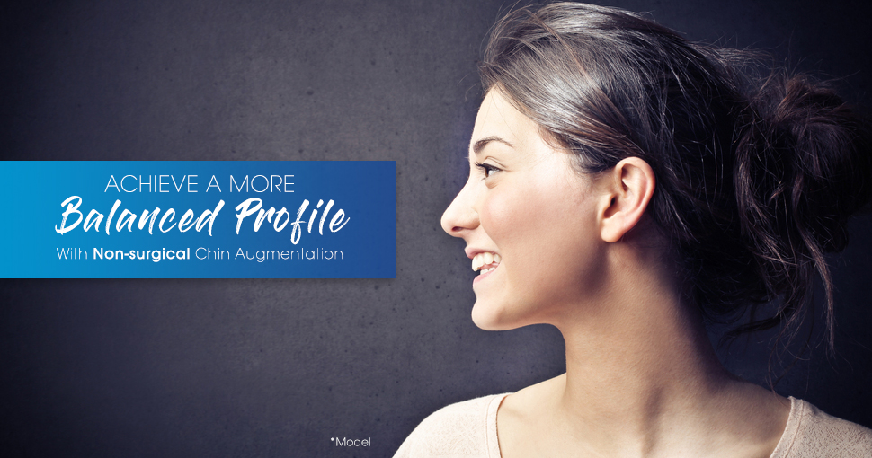 Non-surgical Chin Enhancement Augmentation in Long Island & NYC