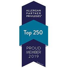 Top 250 Allergan Partner 2019