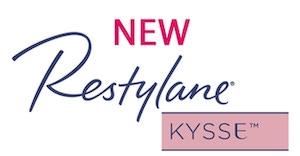 Restylane Kysse Logo